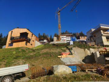 Panoramagrundstück auf der Schokoladenseite des Zillertales, 6265 Hart im Zillertal, Wohngrundstück