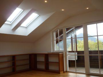 Sehr schöne und große 3 Zimmer Penthouse Mietwhg in Brixlegg, 6230 Brixlegg, Dachgeschosswohnung